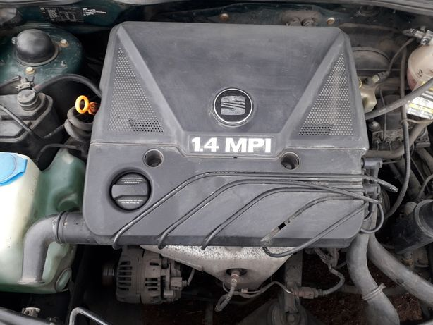 Silnik Vw. Seat, 1.4 MPI.