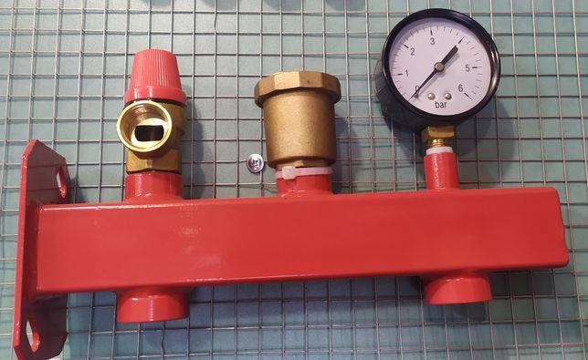 Отопление, комплектующие для отопления