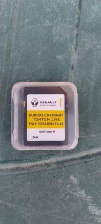 Карты carminat 10.45