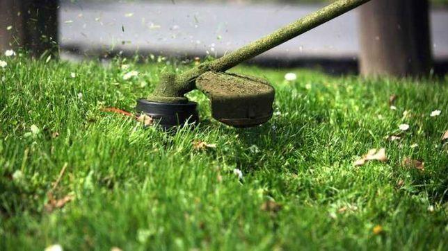 Покос травы г.Родинское