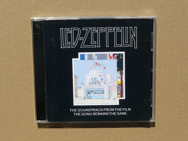 2cd Led Zeppelin The Song Remains the Same 1998wyd.EU tłocz.GERMANY