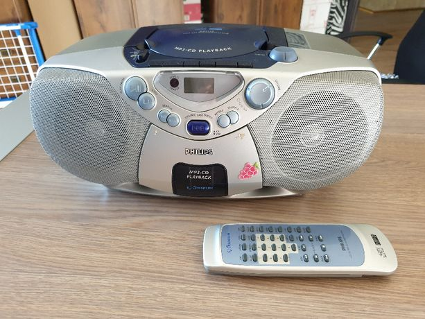 Boombox Radio CD-MP3 Philips AZ5130