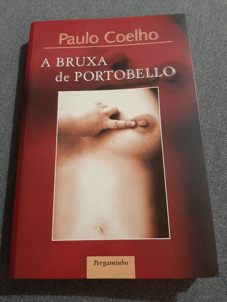 Paulo Coelho - A bruxa de Portobello - 1a edição
