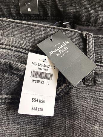 Szorty jeansowe Abercrombie & Fitch rozmiar 30