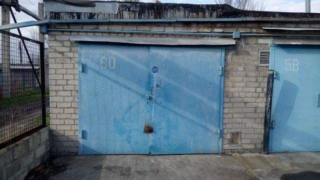 Сдам капитальный гараж в Запорожье в кооперативе Юность.
