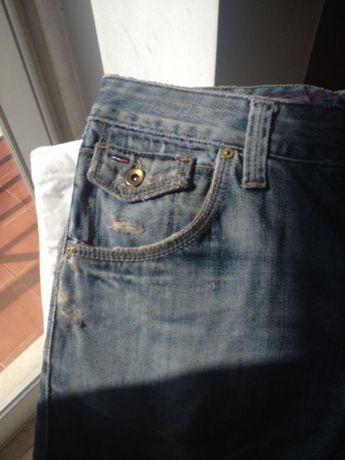 calças tommy hilfiger tamanho 30