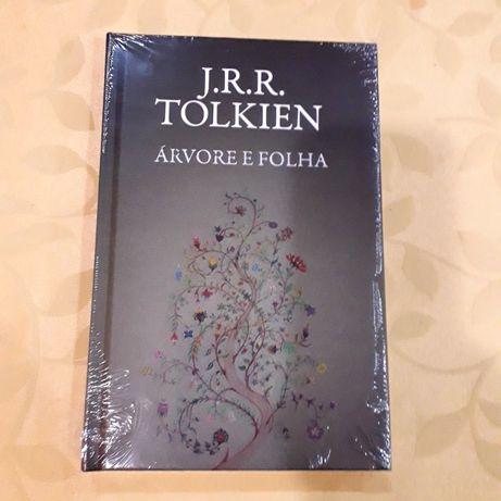 J R R Tolkien - Árvore e Folha ed. HarperCollins Brasil (em português)