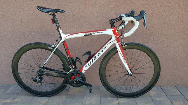 Rower szosowy Wilier Gran Turismo 2x11 dura ace, carbon 7.4 kg L
