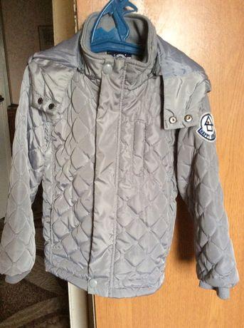 Модные демисезонные куртки для мальчиков близнецов/двойни