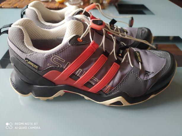 Buty damskie Adidas Gore-Tex trekingi rozmiar 38