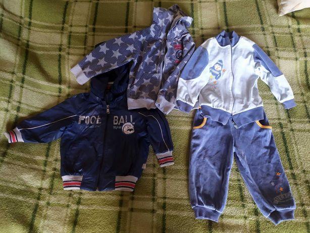 детская верхняя одежда (куртка) на 2-3 года.