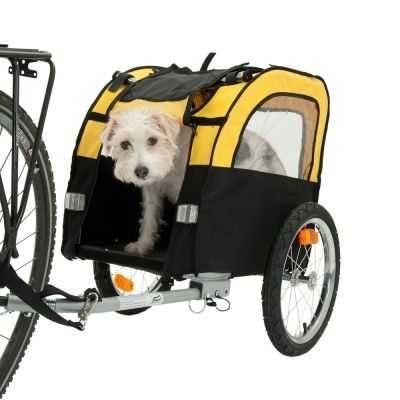 Przyczepka rowerowa dla psa lub kota Mini Bee