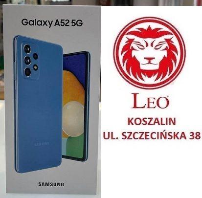 Telefon Samsung Galaxy A52 5G 6GB/128GB Awesome Blue (V) 193473