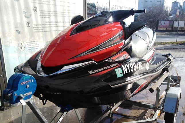 Kawasaki Ultra 250X 2010r skuter wodny kadłub silnik struga elektryka