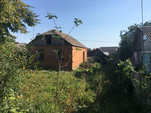 продам незавершений будівництвом будинок
