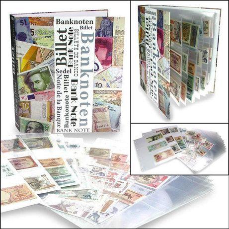 Альбом для банкнот - SAFE