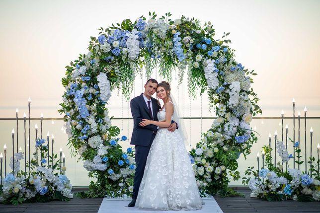 Декор свадьбы. Фотозона. Оформление зала Прокат арки. Выездная роспись