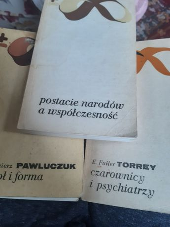 Książki- psychologia