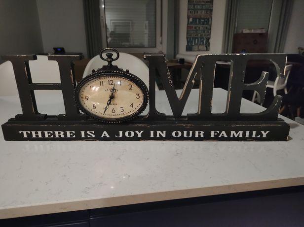 Relógio decorativo de pousar