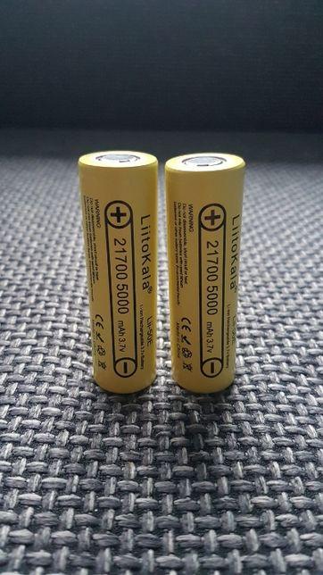 Akumulator bateria LiitoKala 21700 Lii-50E 5000mah 40A ORYGINALNA NOWA