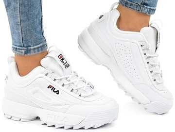 Buty Damskie Fila Disruptor 39 ! Adidasy, sneakersy!