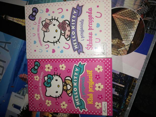 Hello kitty książki