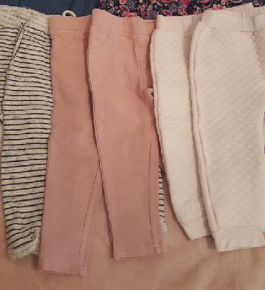 Leggings e calças menina 80cm