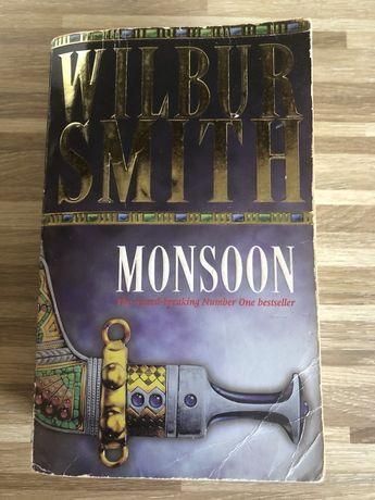 Wibur Smith Monsoon English