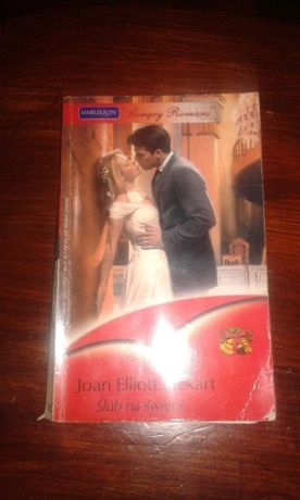 Joan Elliott Pickart-Ślub na święta ser.Harlequin Romance