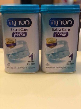 Молочная детская смесь Матерна Extra Care 1 Materna, Израиль, оригинал