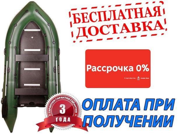 Лодка Bark (Барк) BN-360S, Гарантия, Наложка,Рассрочка, Беспл. дост.
