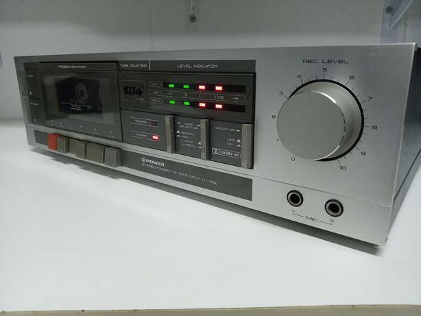 PIONEER deck cassettes
