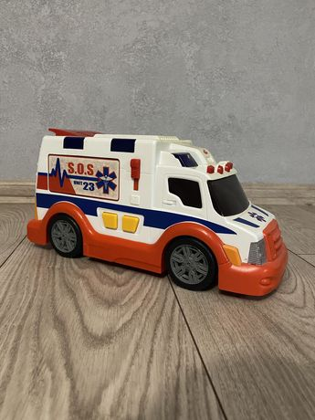 Ambulans Dickie Toys