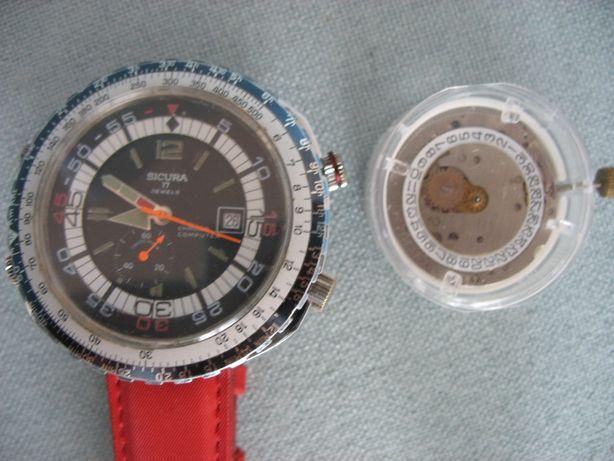 mechanizm eb8800 zegarek sicura