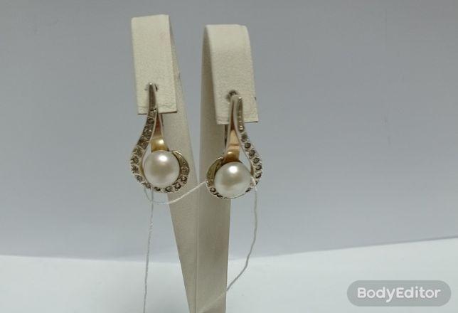Серьги,серёжки серебро