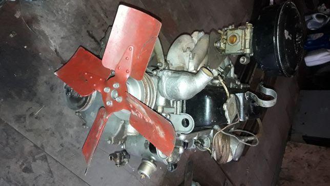 Абсолютно новый двигатель с консервацыи Газ 24