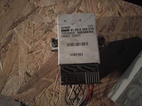 BMW E46 moduł sterownik sterowani hakiem