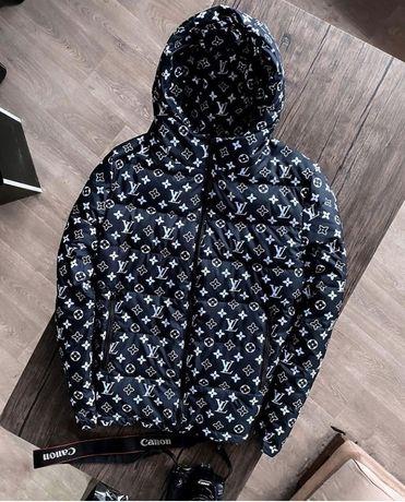 Весенняя курточка Luis Vuitton