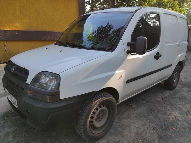 Fiat Doblo 1.9 дизель