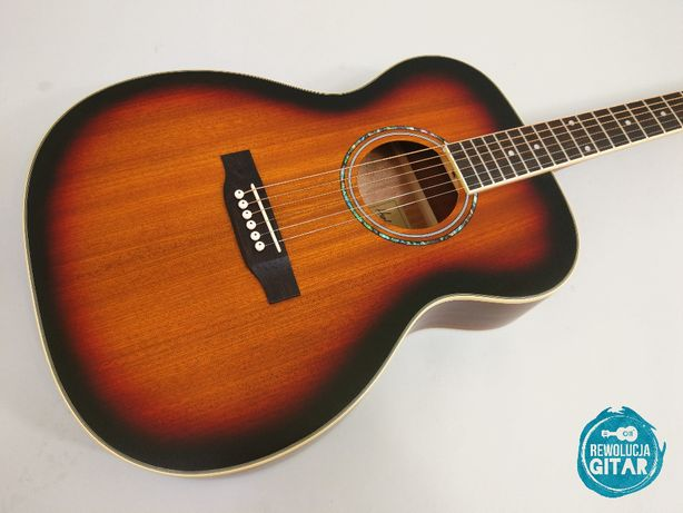 Gitara Akustyczna Posłuchaj Nagrania - Po regulacji Lutniczej PRO