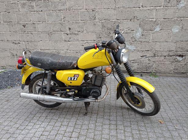 MZ ETZ 125 do renowacji