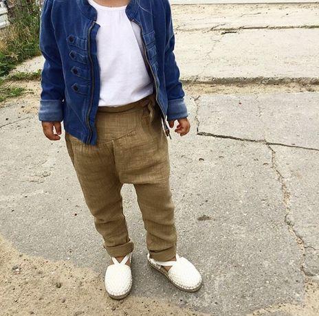 Buty Espadryle zara białe plecione