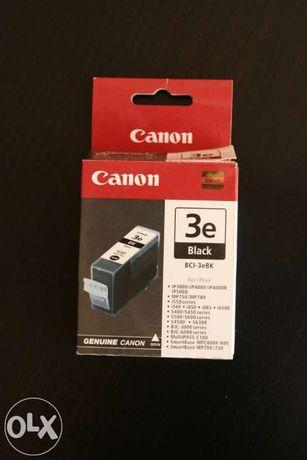 Oryginalny tusz do drukarki Canon 3e black