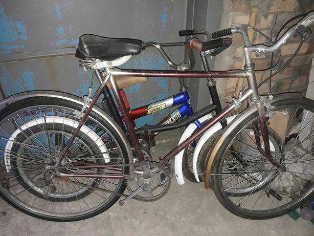 Велосипеды Украина, Салют, Спутник. Запчасти