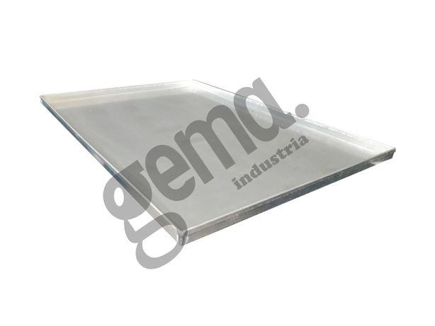 Tabuleiros Pastelaria 75x45x2 Aluminio