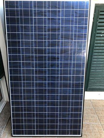 Paineis solares usados