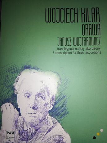 Wojciech Kilar - Orawa. Transkrypcja na 3 akordeony