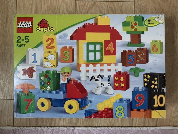 Klocki Lego Duplo 5497 Zabawa z liczbami