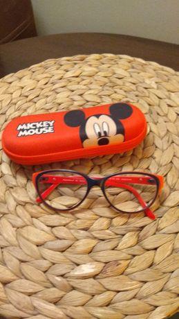 Oprawki okularowe dziewczęce