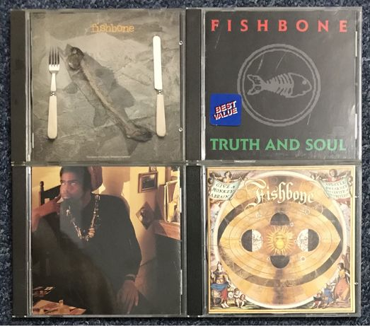 Fishbone Red Hot Chili Peppers Living Colour funk Jane's Addiction